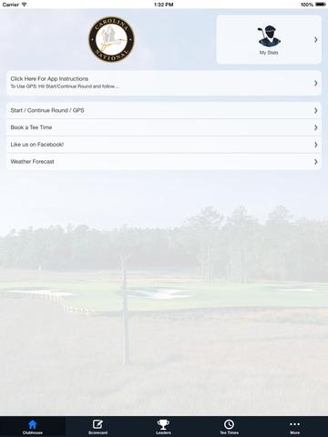 Carolina National Golf Club screenshot 7
