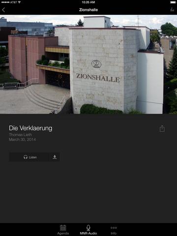 Radio Neue Hoffnung (RNH) screenshot 6