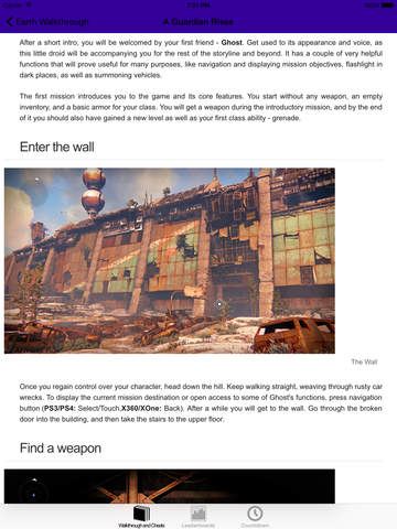 Guide Pro for Destiny screenshot 8