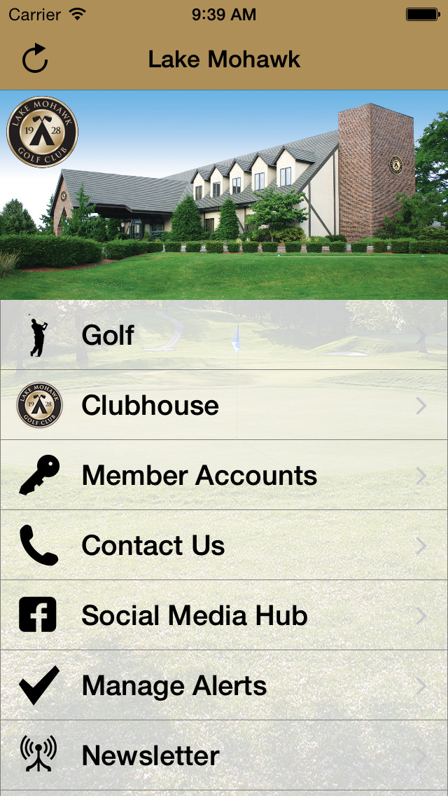 LAKE MOHAWK GOLF CLUB screenshot 2