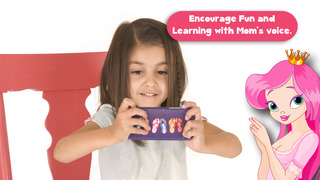 Free Kids Puzzle Teach me Tracing & Counting with Princesses: discover pink pony's, fairy tales and the magical princess screenshot 3
