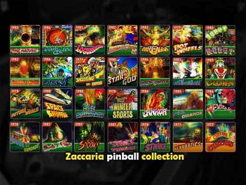 Zaccaria Pinball Master Edition screenshot 6