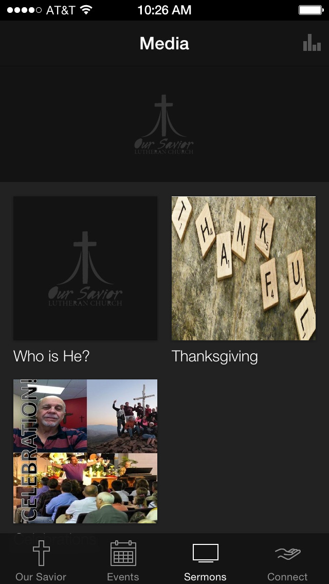 Our Savior Lutheran Church screenshot 1