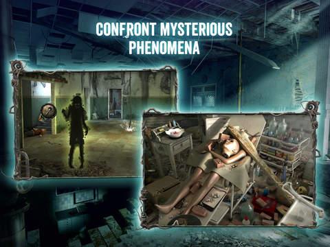 Medford Asylum (Full) - Paranormal Case - Hidden Object Adventure screenshot 7