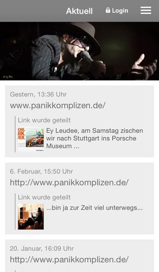 VIZE UDO - Panikkomplizen screenshot 1