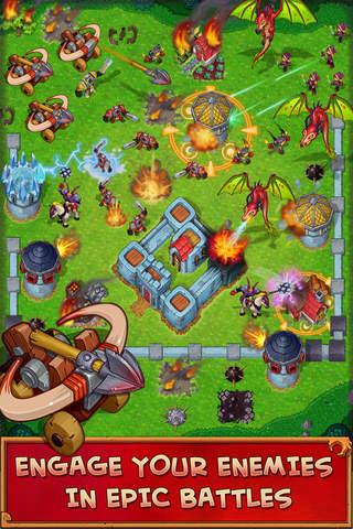Battle Age: War of Kingdoms - náhled