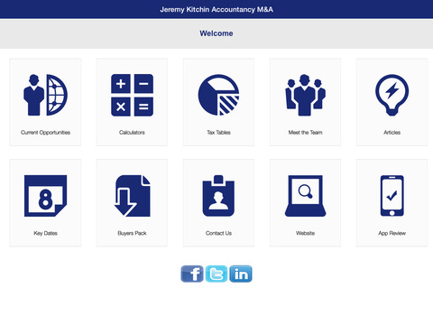Jeremy Kitchin Accountancy M&A screenshot #2