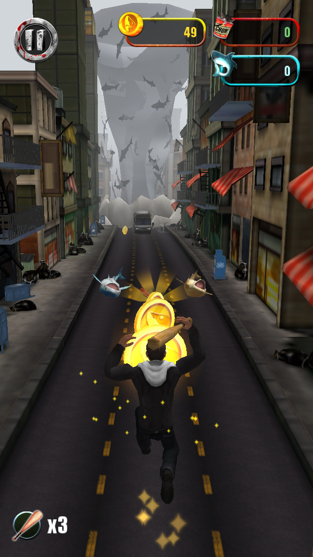 Sharknado: The Video Game screenshot 3