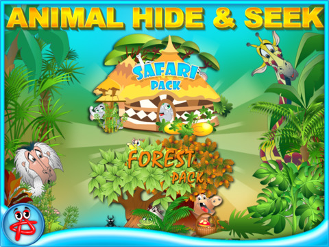 Animal Hide and Seek: Free Hidden Objects screenshot 6
