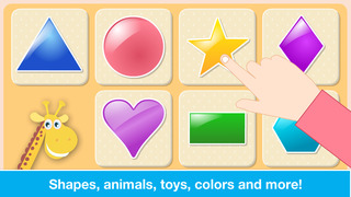 Preschool First Words Baby Toddlers Learning Games screenshot 3