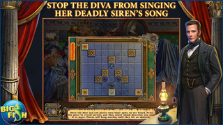 Maestro: Dark Talent - A Musical Hidden Object Game screenshot 3