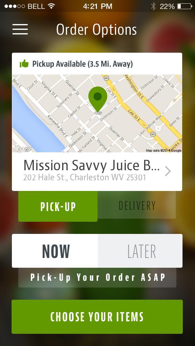 Mission Savvy Juice Bar & Vegan Cafe screenshot 2