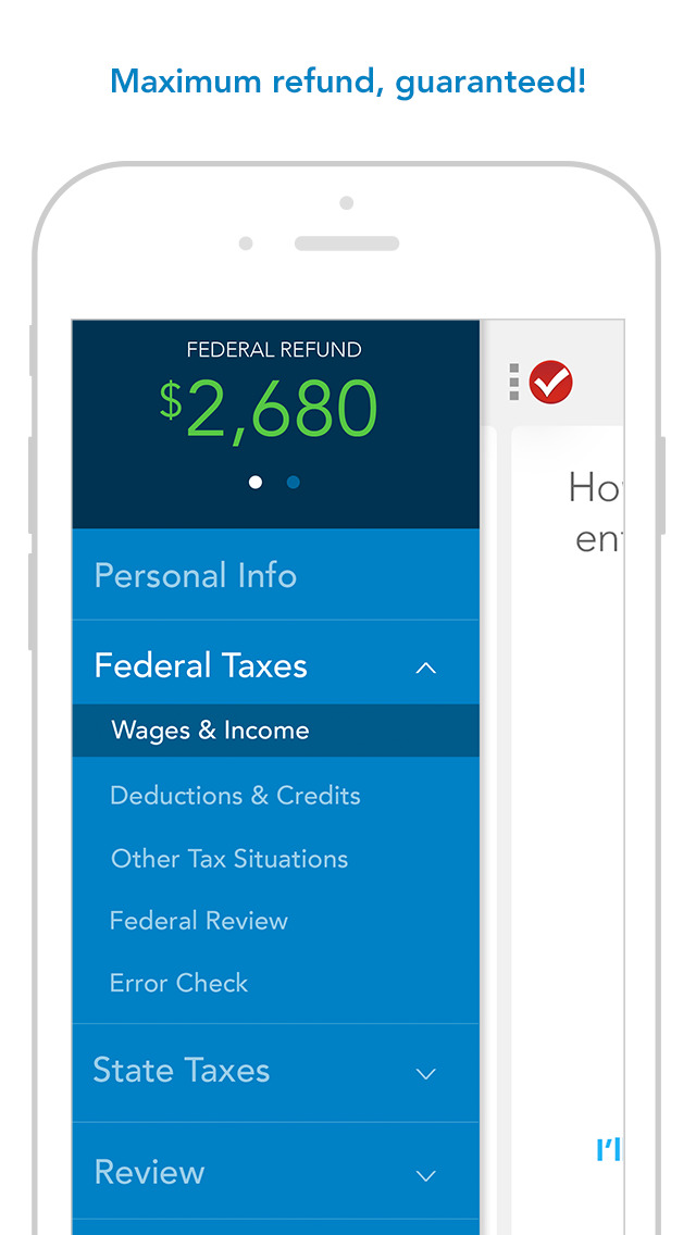 TurboTax: File Tax Return screenshot 5