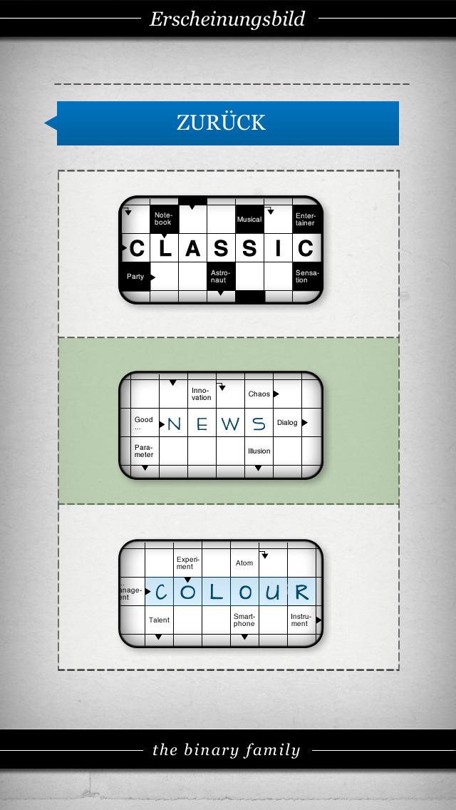Kreuzworträtsel: Die Gratis Schwedenrätsel App für iPhone screenshot 5