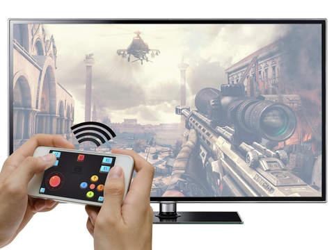 Gameloft Pad for Samsung Smart TV (2015) screenshot 4