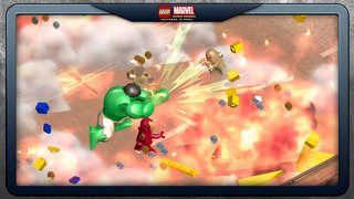 LEGO® Marvel Super Heroes screenshot #4