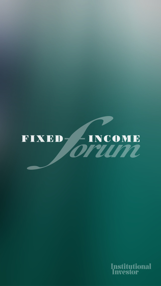 II's Fixed Income Forum screenshot 1