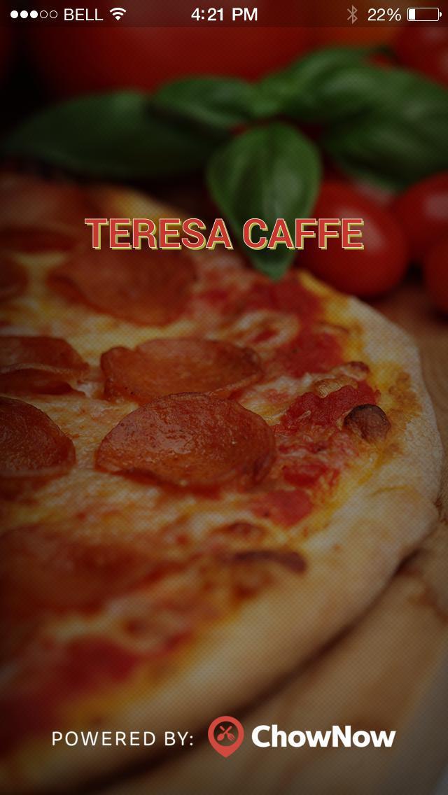 Teresa Caffe screenshot 1
