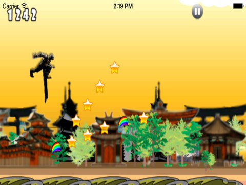 Black Ninja Jumper Pro - Origin of Chaos Clash War screenshot 9