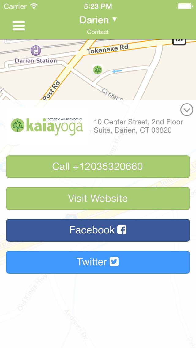 Kaia Yoga screenshot #5