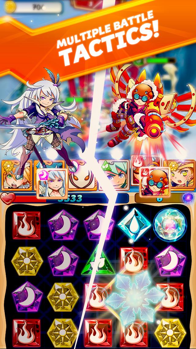 Battle Odyssey screenshot 2