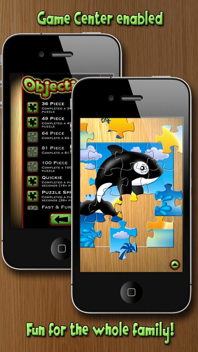 Jigsaw Puzzle screenshot 5
