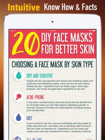 DIY Face Mask:Tips and Tutorial screenshot 6