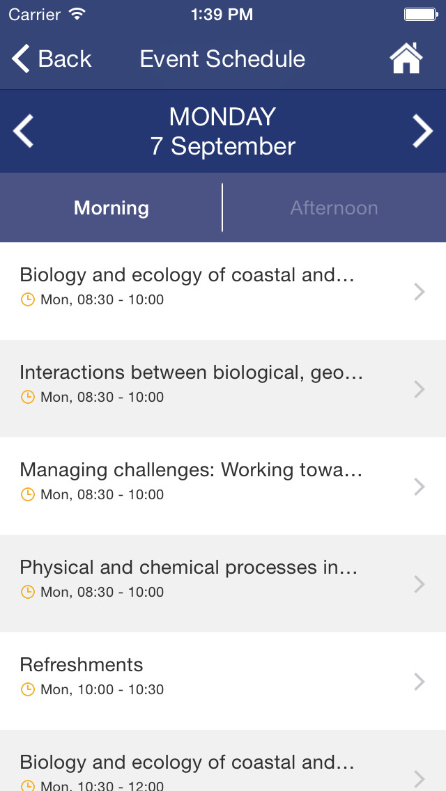 ECSA2015 screenshot 4