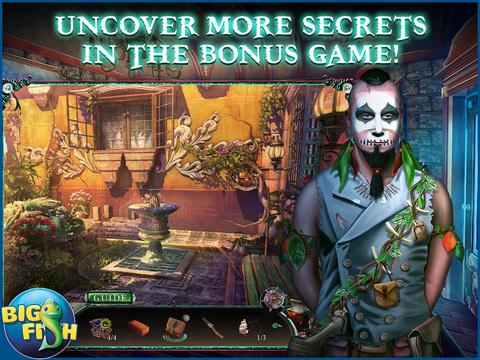 Sea of Lies: Nemesis HD - A Hidden Object Detective Adventure screenshot 4