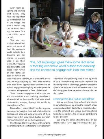 Life Learning Magazine screenshot 10
