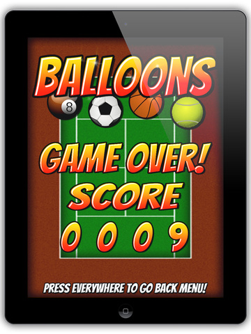 Sport Balloons HD FREE screenshot 4