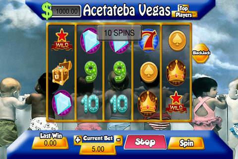 777 A a acetateba Vegas Coins - náhled