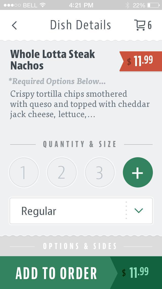 Beef 'O' Brady's screenshot 4