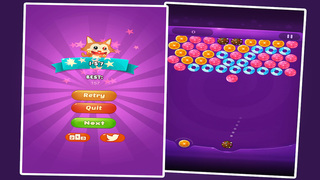 Candy Bubble FREE screenshot 4