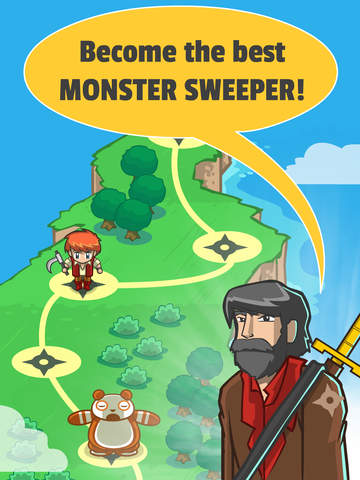 Monster Puzzle Adventure – the RPG minesweeper game screenshot 10
