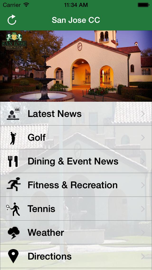 San Jose Country Club screenshot 1