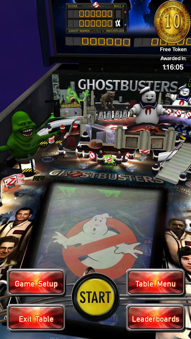 Ghostbusters Pinball screenshot 1