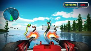 Monster Snake Shooting 3D screenshot 3