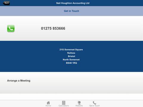 Neil Houghton Accounting Ltd screenshot #4