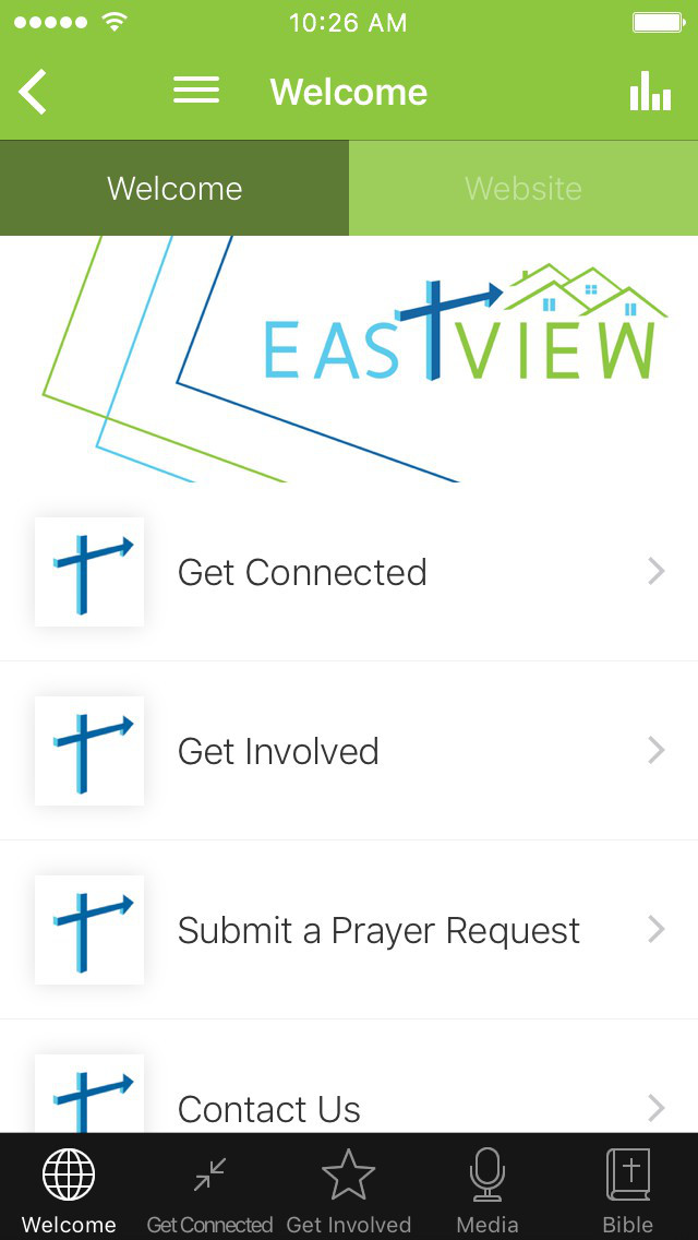 Eastview UMC screenshot 1