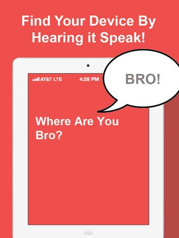 Bro Where Are You: Find My Phone screenshot 4