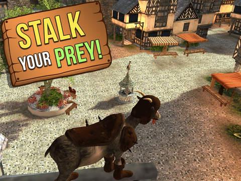 Goat Simulator MMO Simulator screenshot 7
