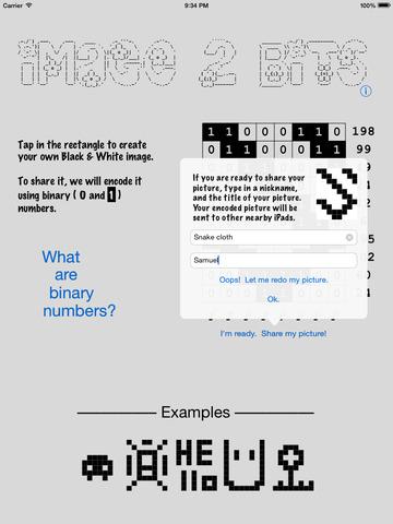 Image 2 Bits - náhled