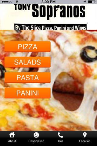 Tony Soprano Pizza - náhled