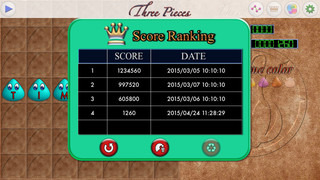Three Pieces PVD screenshot 3