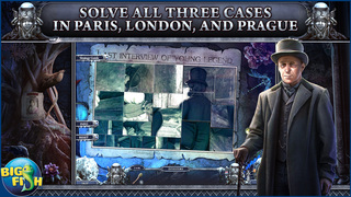 Riddles of Fate: Memento Mori - A Hidden Object Detective Thriller screenshot 3