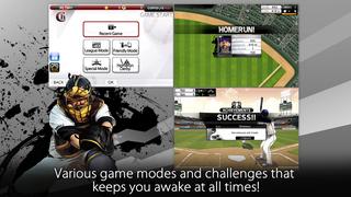9 Innings: 2016 Pro Baseball screenshot 3