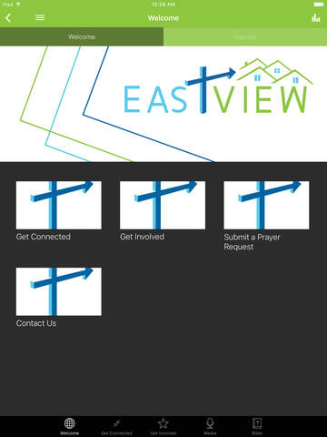 Eastview UMC screenshot 4