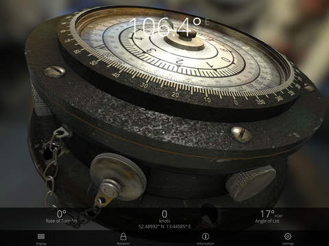 WOTA: U-Boat Compass screenshot 6