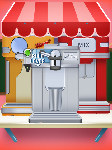 Awesome Ice Cream Truck Milkshake Jelly Maker Free screenshot 6